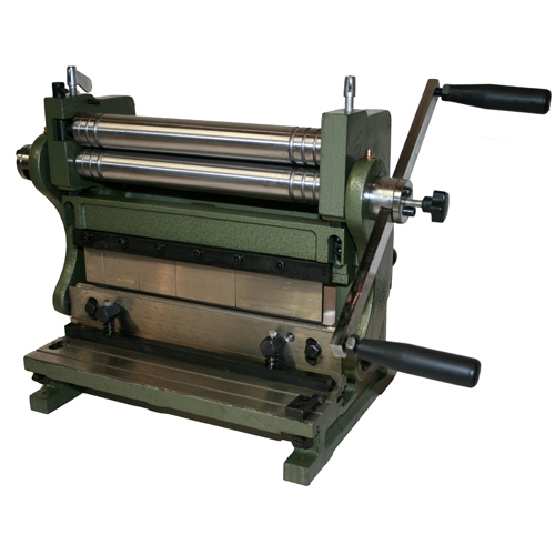 3in1 sheet metal machine