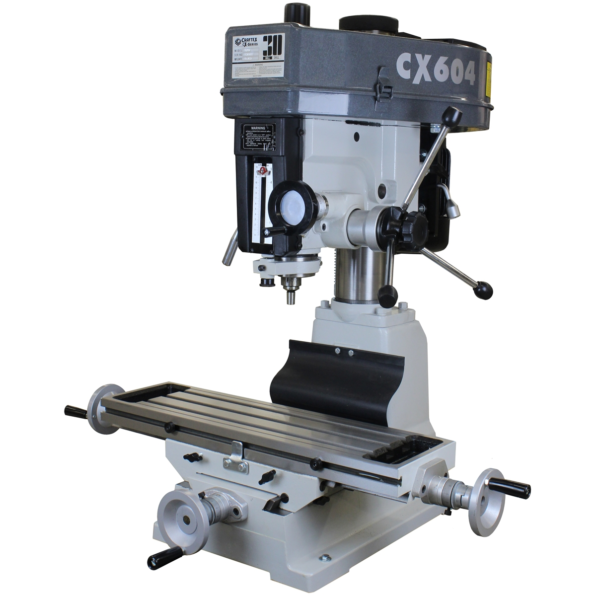 Wheel Milling Machine Milling Drilling Machine 1.5hp