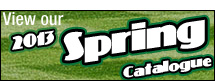 View our new Spring Catalogue!