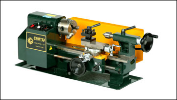 Small Metal Lathe Basics